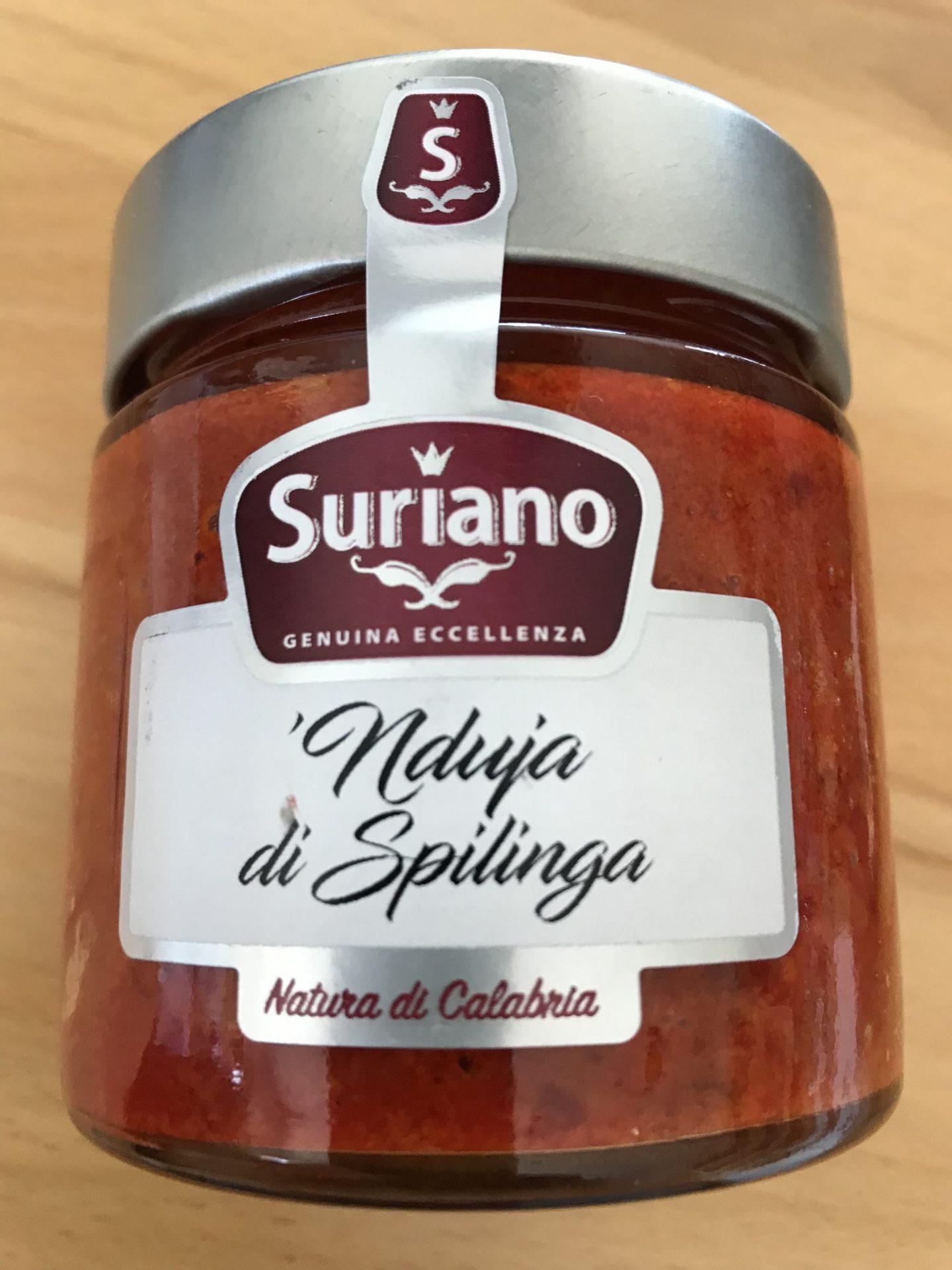 Nduja di Spilinga – Streichwurst vom Feinsten