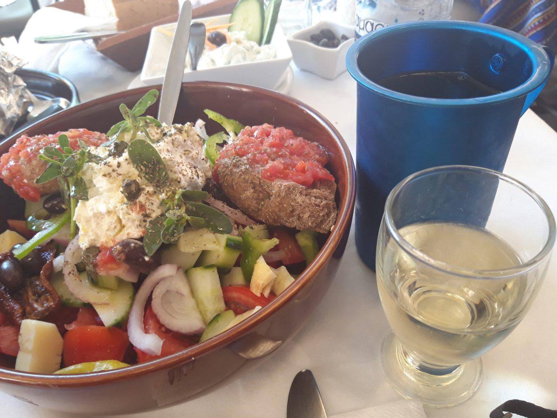 Durchgekaut – Griechenland